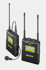 Sony lapels