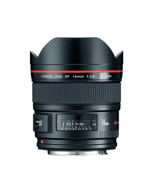 Canon EF 14mm/f2.8 L Lens