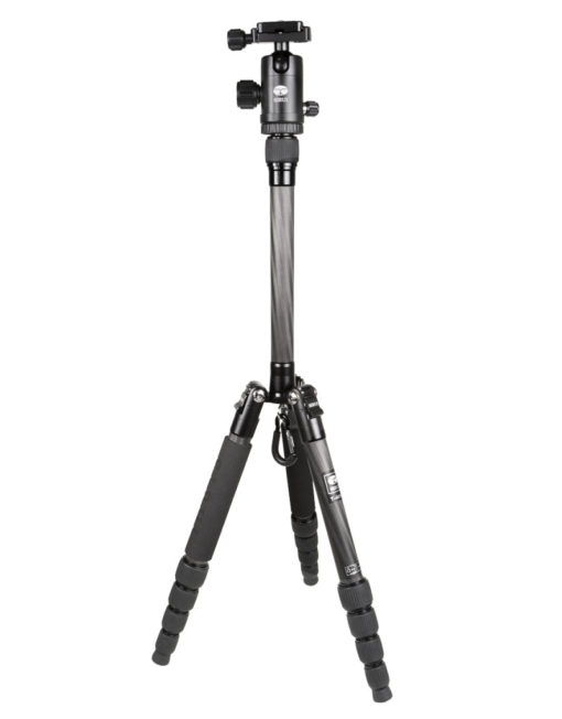 T-025X Carbon Fibre Tripod Kit