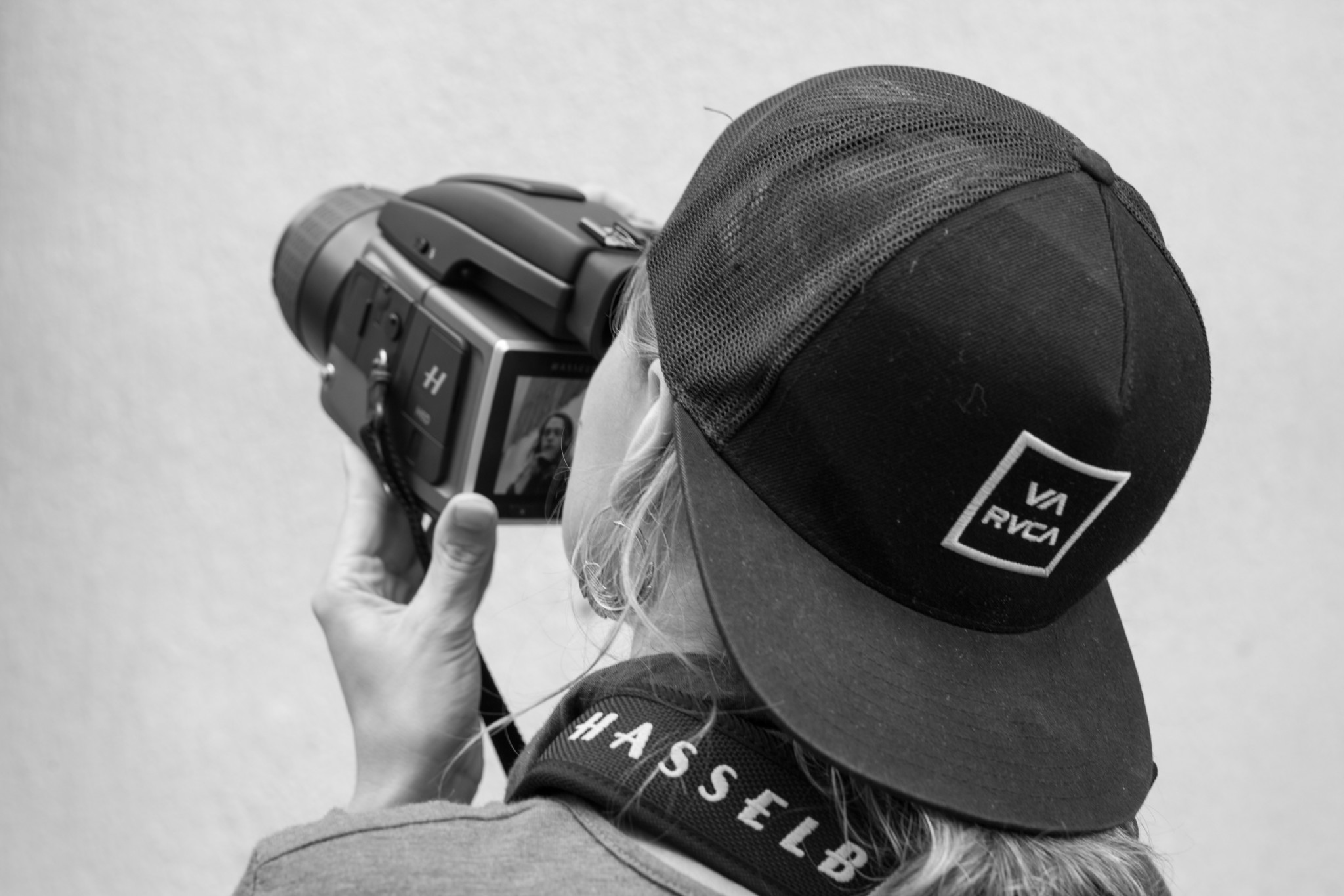 Hasselblad H6D Session Review by Nadia von Scotti