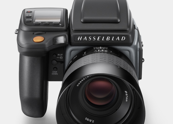 The All New Hasselblad H6D