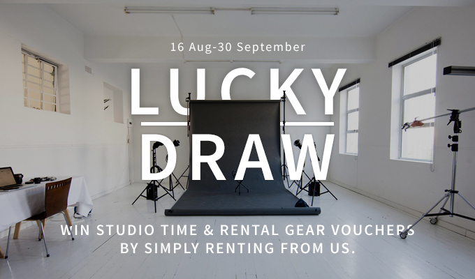 Cape Town Studio lucky draw