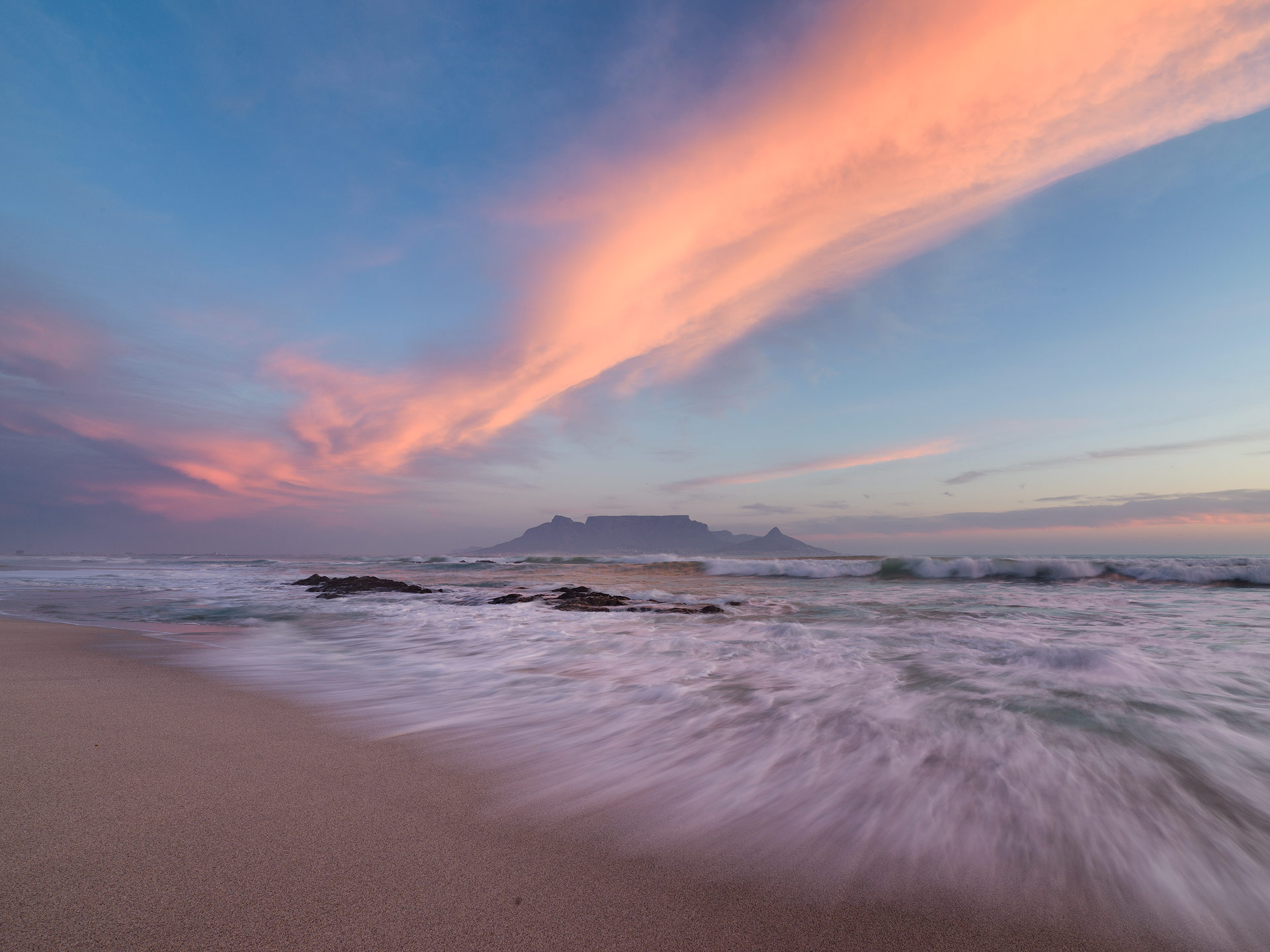 Hasselblad H6D Bloubergstrand Hougaard Malan