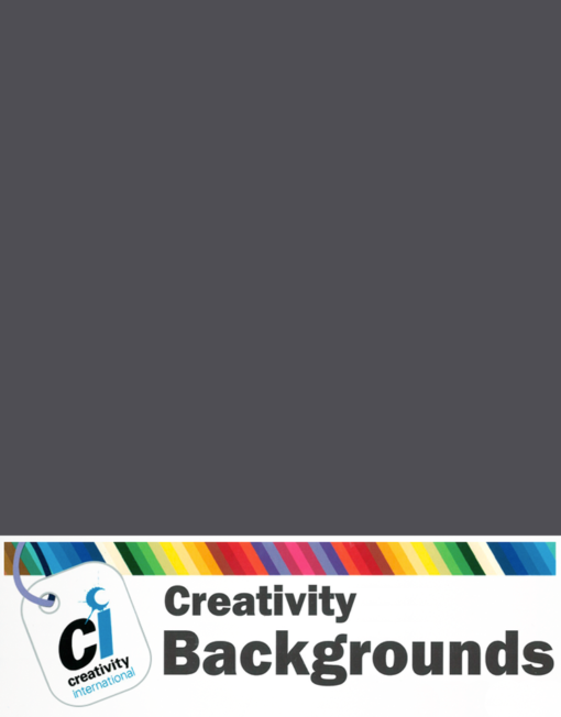 Creativity Background Paper - Smoke Grey 43