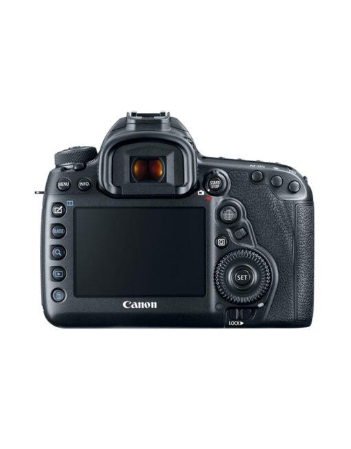 Canon EOS 5D Mark IV Kit - Back