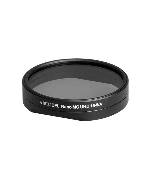 SIRUI Pro Mobile Lenses - CPL Nano MC UHD 18-WA