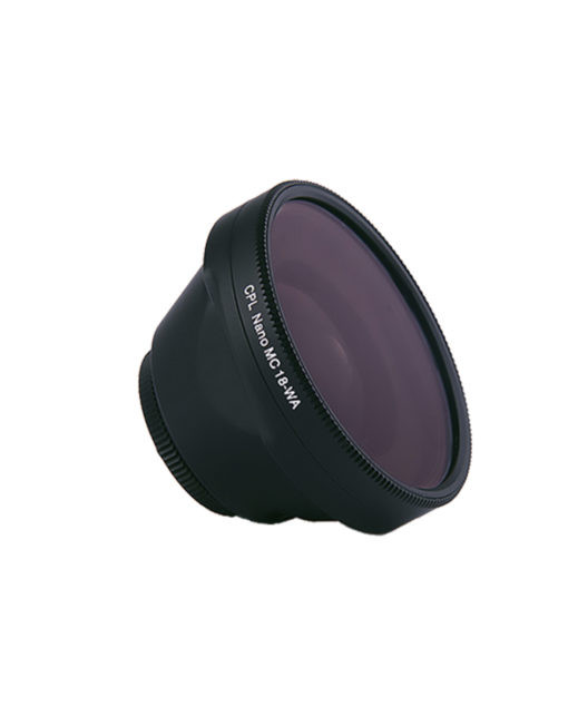 SIRUI Pro Mobile Lenses - CPL Nano MC 18-WA