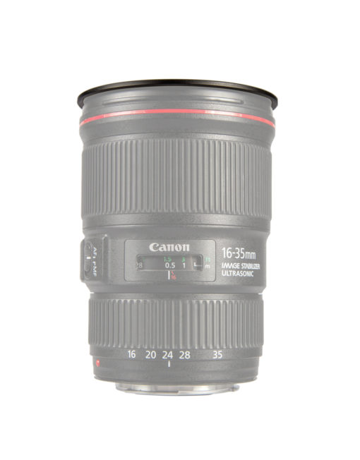 SIRUI Pro - Neutral Density Filter on Canon Lens