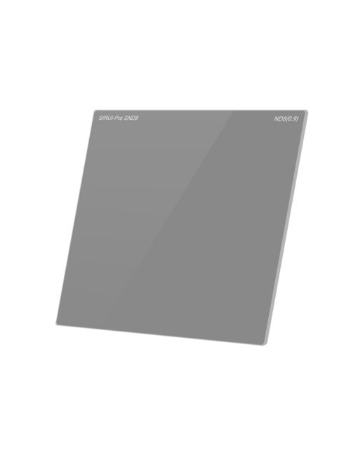 SIRUI Pro SND8 Neutral Density Square Filter
