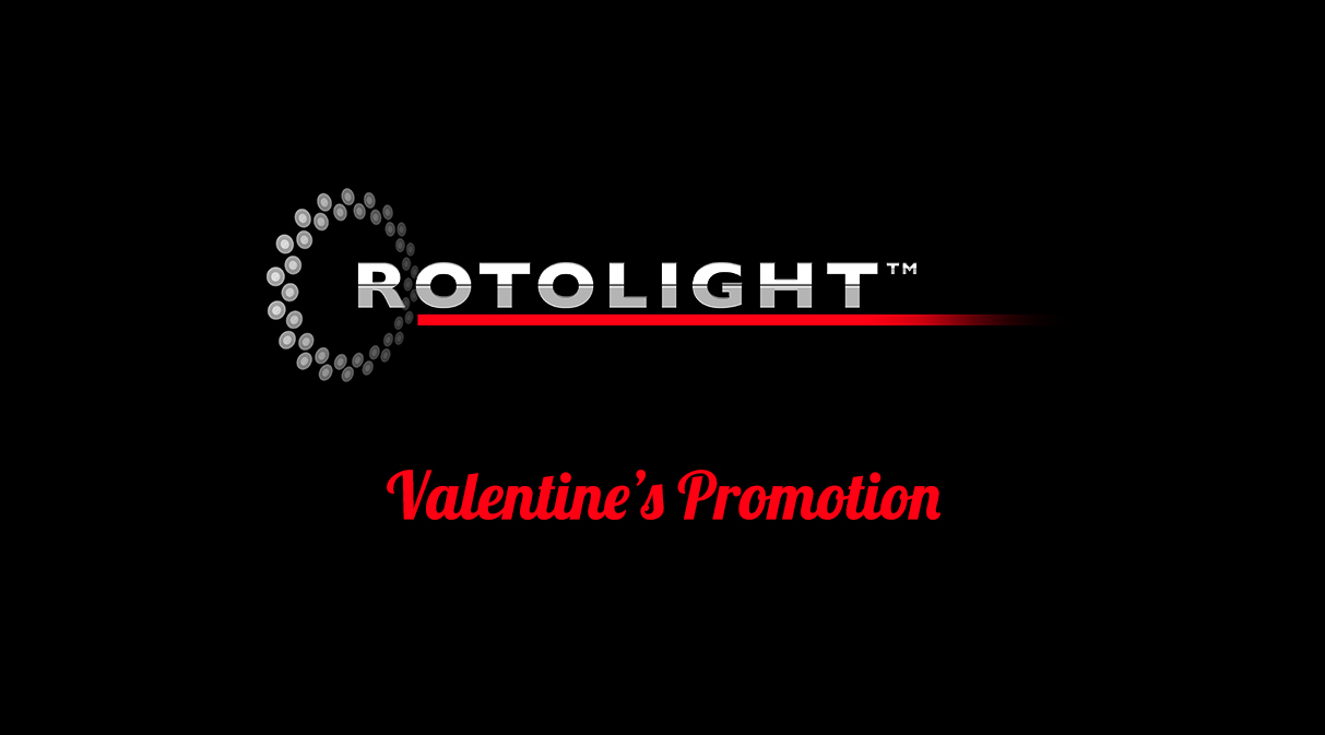 Rotolight Valentines Promotion