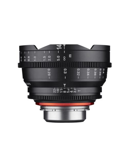 Rokinon Xeen 14mm Video Lens