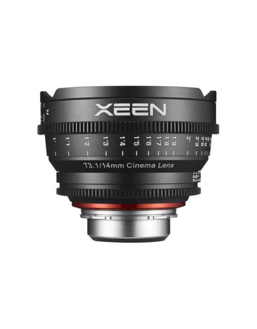 Rokinon Xeen 14mm Video Lens
