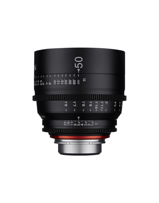 Rokinon Xeen 50mm Video Lens