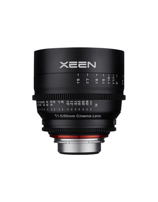 Rokinon Xeen 50mm Video Lens