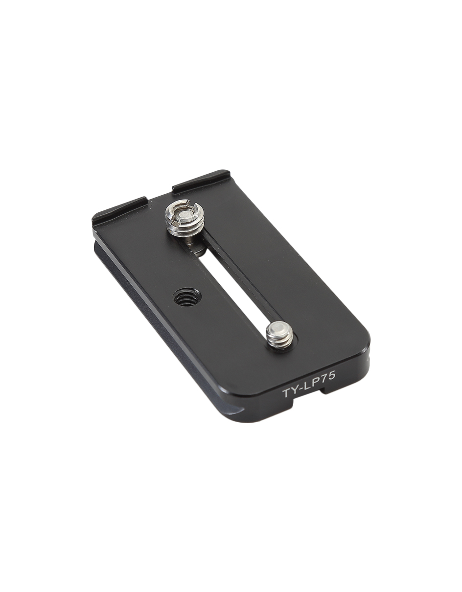 SIRUI TY-LP75 Quick Release Plate for Lenses