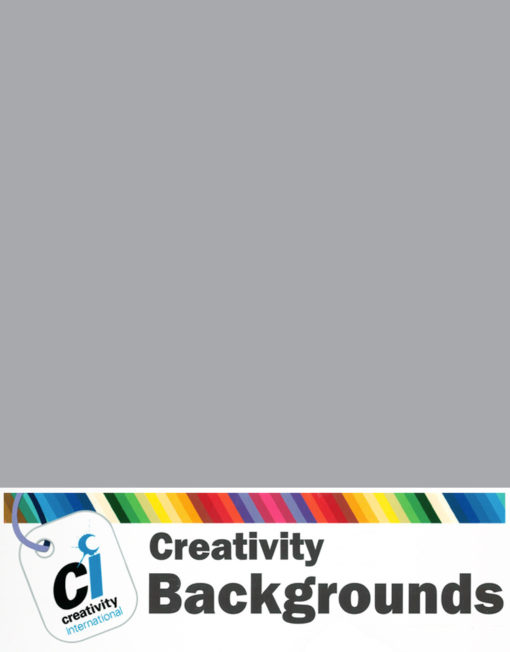 Creativity Background Paper - Storm Grey #58